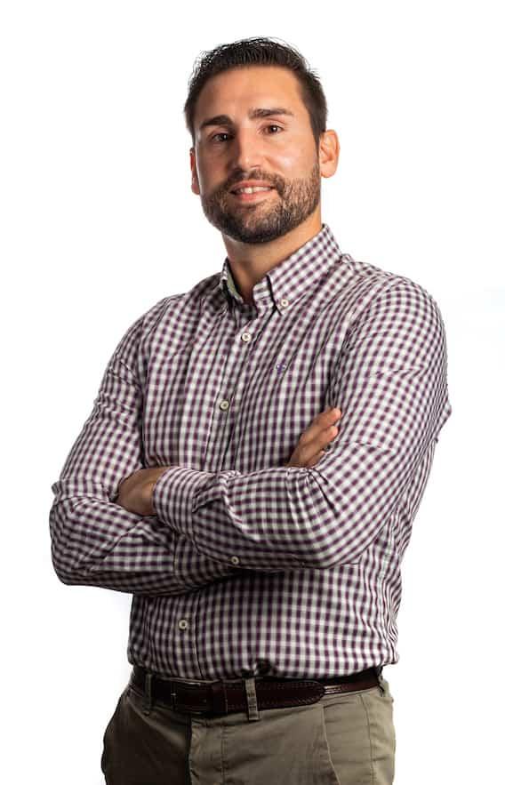 Nutricionista Jorge Palomares