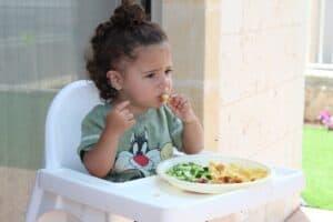 Alergias alimentarias niños