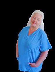 Enfermera Carol M. Atkinson